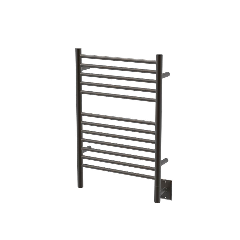Amba Products Amba Jeeves 20-1/2-Inch x 31-Inch Straight Towel Warmer, Oil Rubbed Bronze