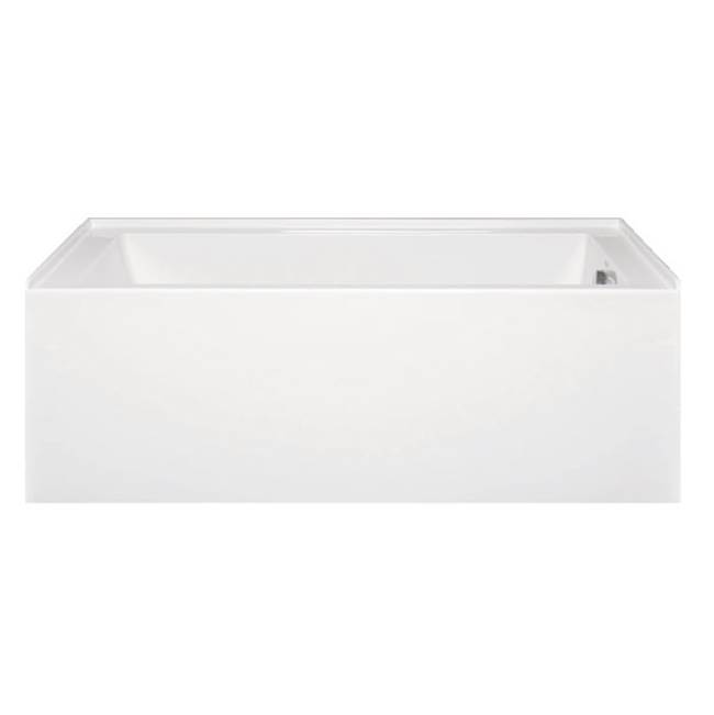 Americh Turo 6636 Right Hand - Builder Series / Airbath 2 Combo, White