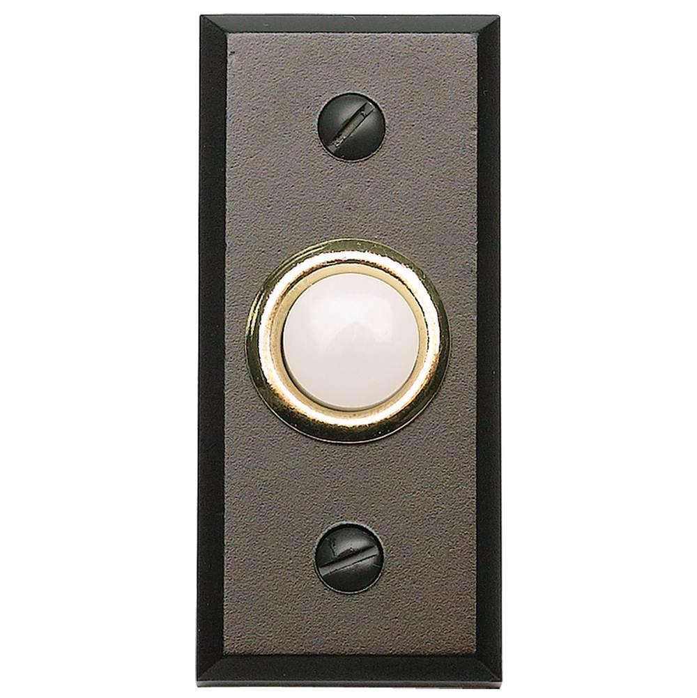 Atlas Mission Door Bell  Aged Bronze