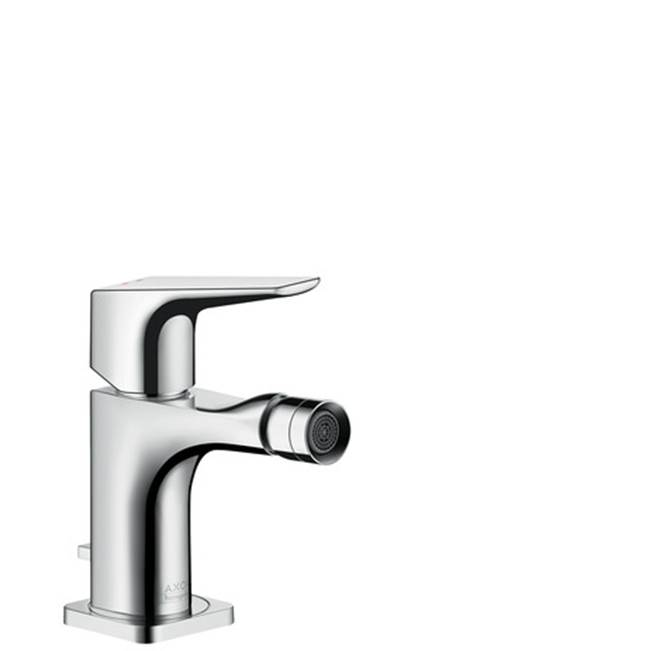 Axor AXOR Citterio E Single-Hole Bidet Faucet with Lever Handle in Chrome