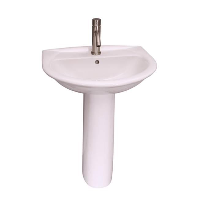 Sinks Pedestal Bathroom Sinks Complete Mountainland Kitchen Bath