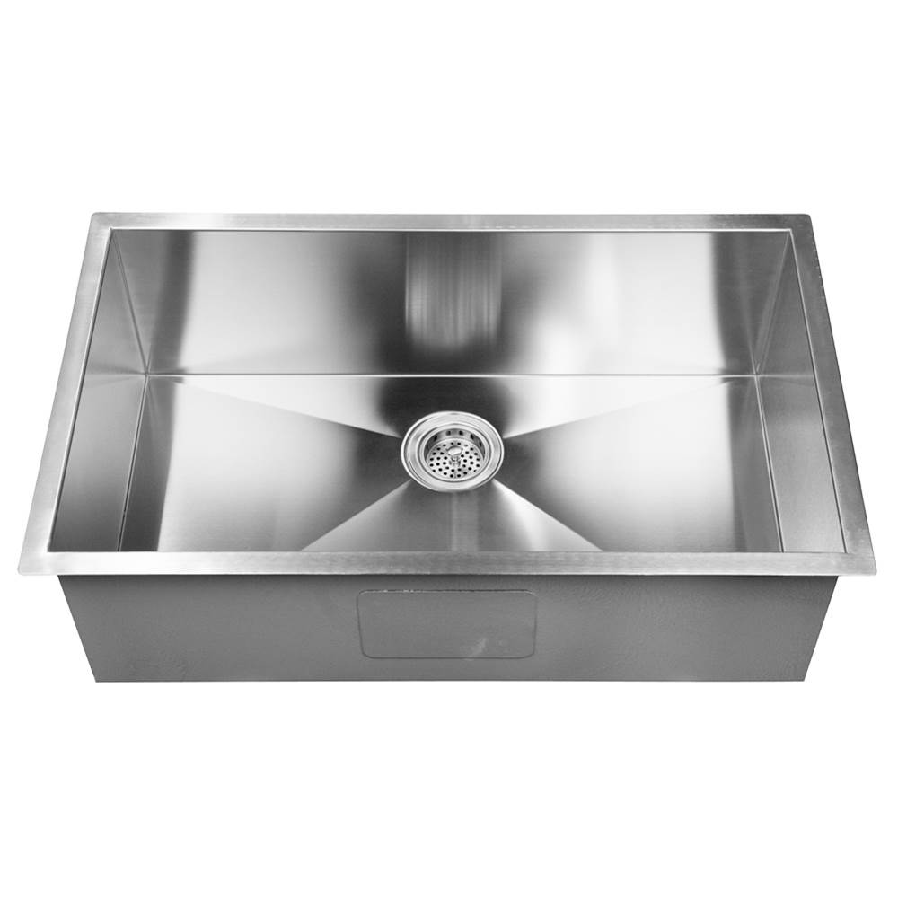 Barclay Salome 20'' SS Undermount Prep Sink