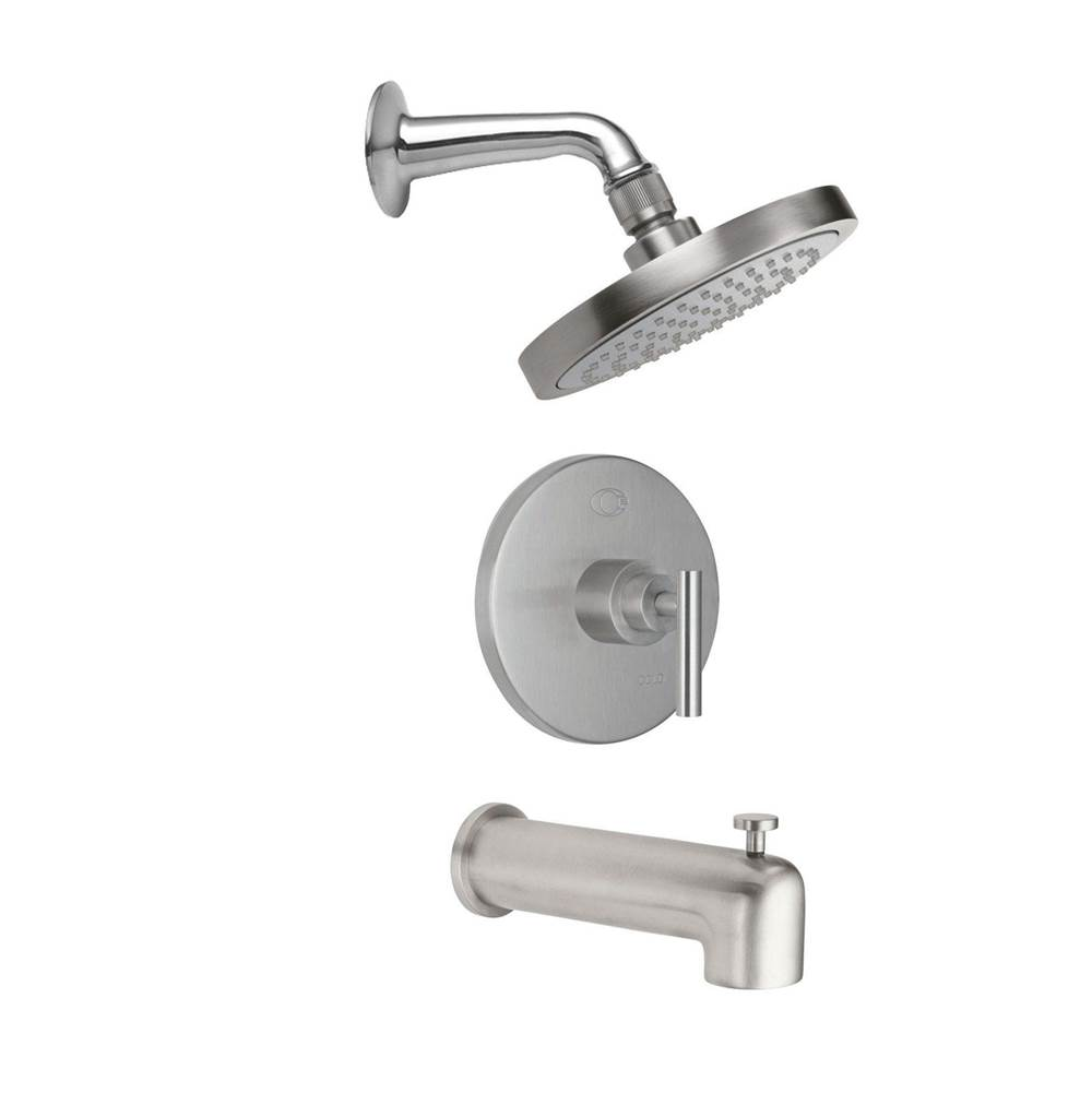 Tub And Shower Faucet Trims