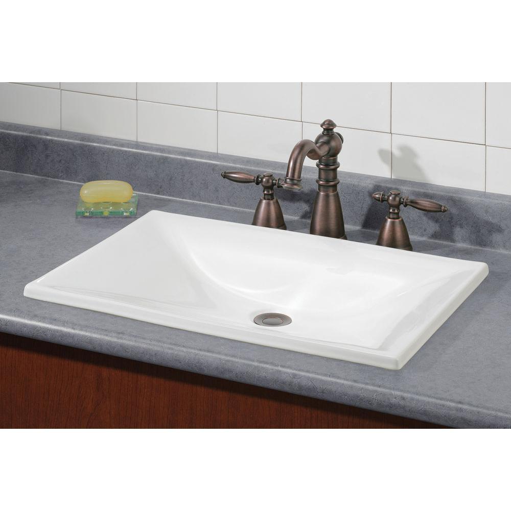 Drop in Sinks Bathroom Sinks | Mountainland Kitchen & Bath - Orem ...