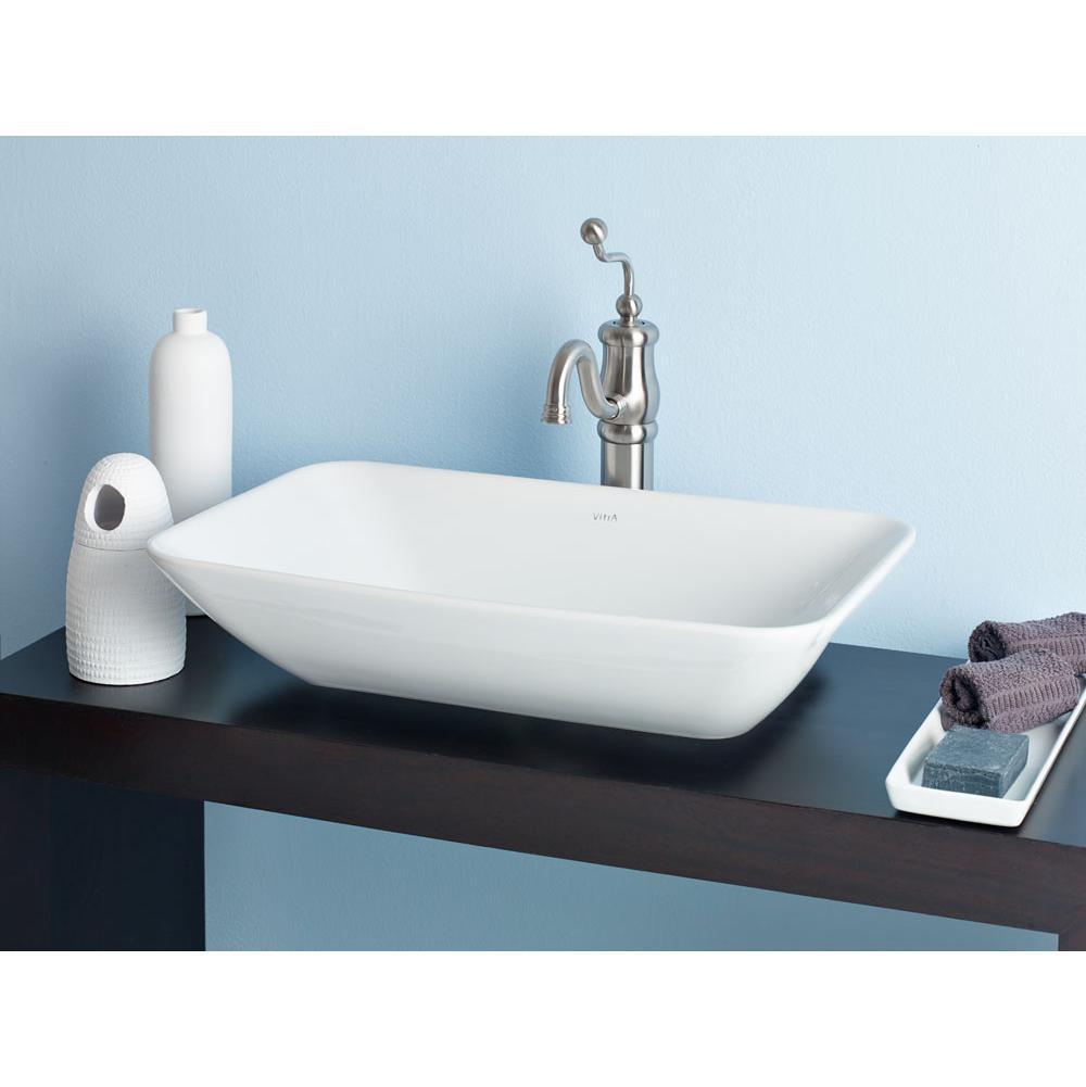 Sinks Bathroom Sinks Vessel White | Mountainland Kitchen & Bath ...