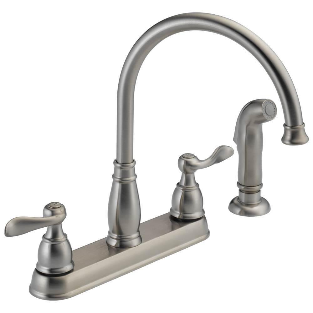 Delta Faucet Faucets Kitchen Faucets | Mountainland Kitchen ...