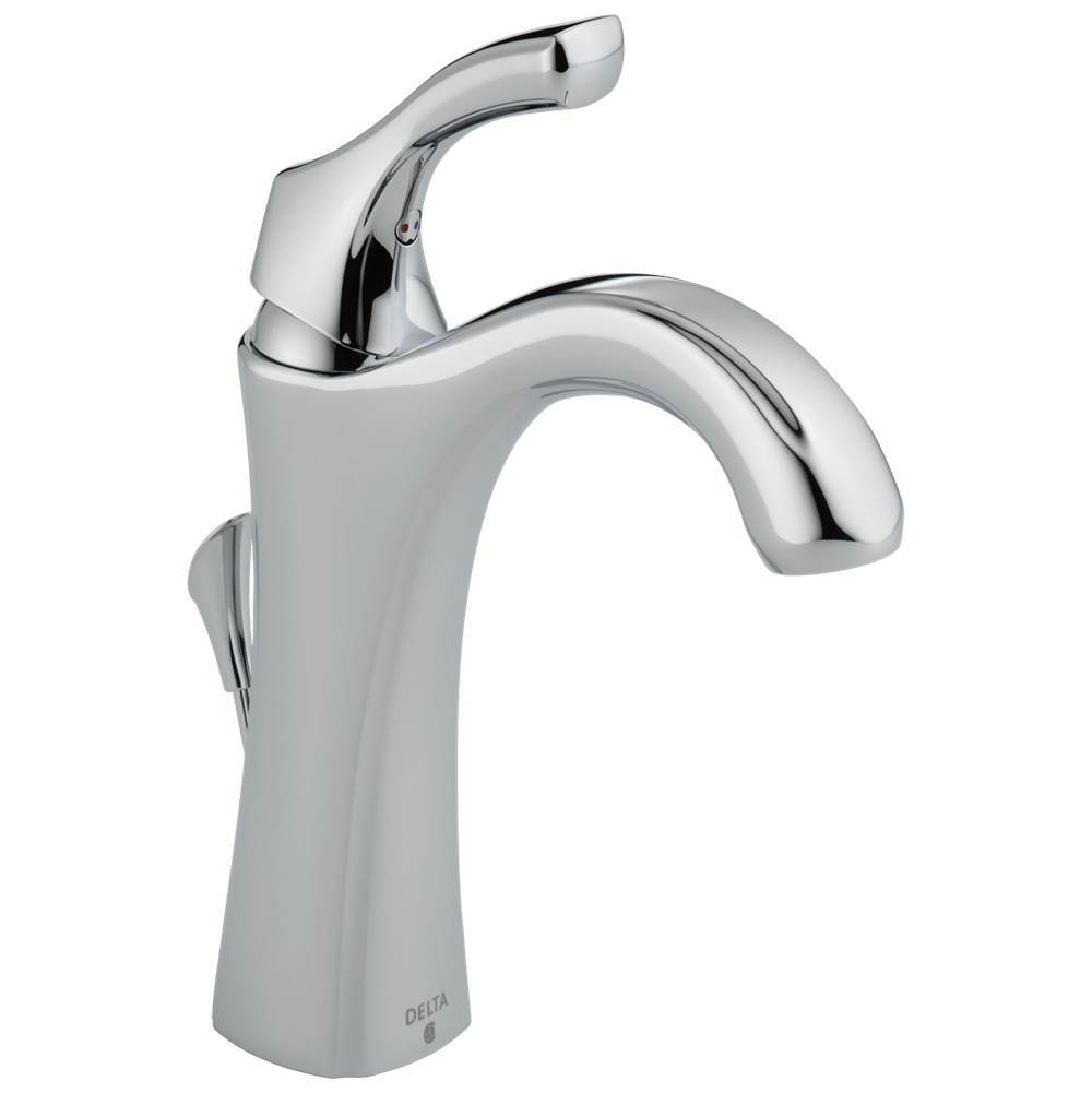 Delta Faucet - 592-DST - Delta Addison: Single Handle Bathroom Faucet