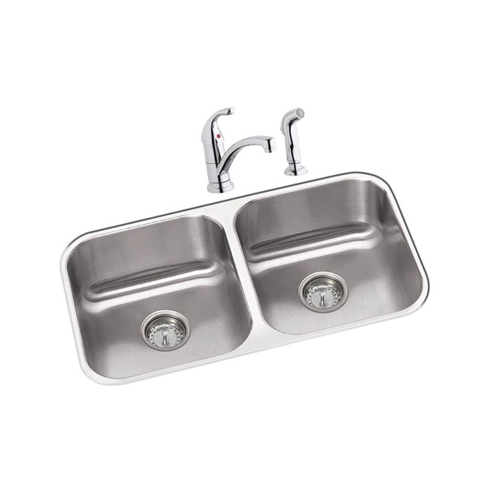 elkay dxuh3118df at mountainland kitchen bath serving the orem rh mountainlandshowroom com Modern Kitchen Sink Faucet Kitchen Faucets for Undermount Sinks
