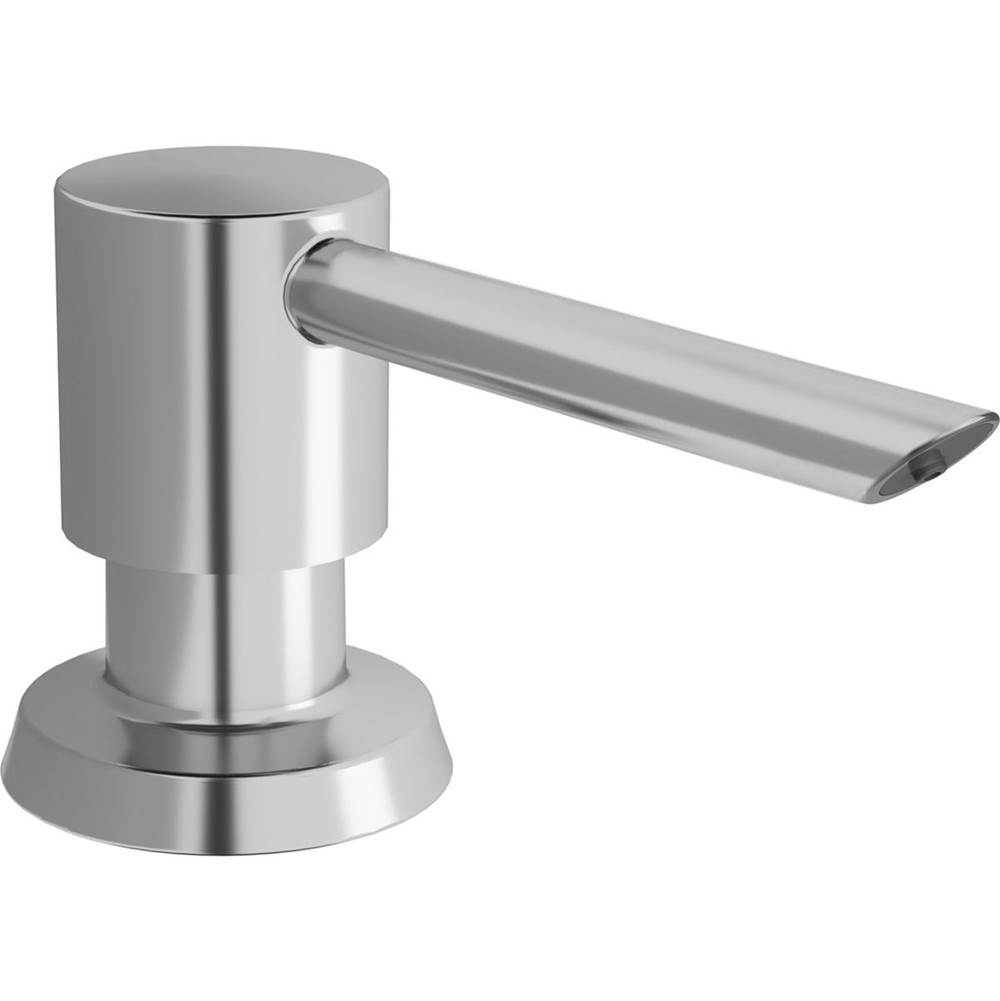 Elkay Elkay 1-15/16'' x 2-5/8'' x 2-5/8'' Soap / Lotion Dispenser, Chrome