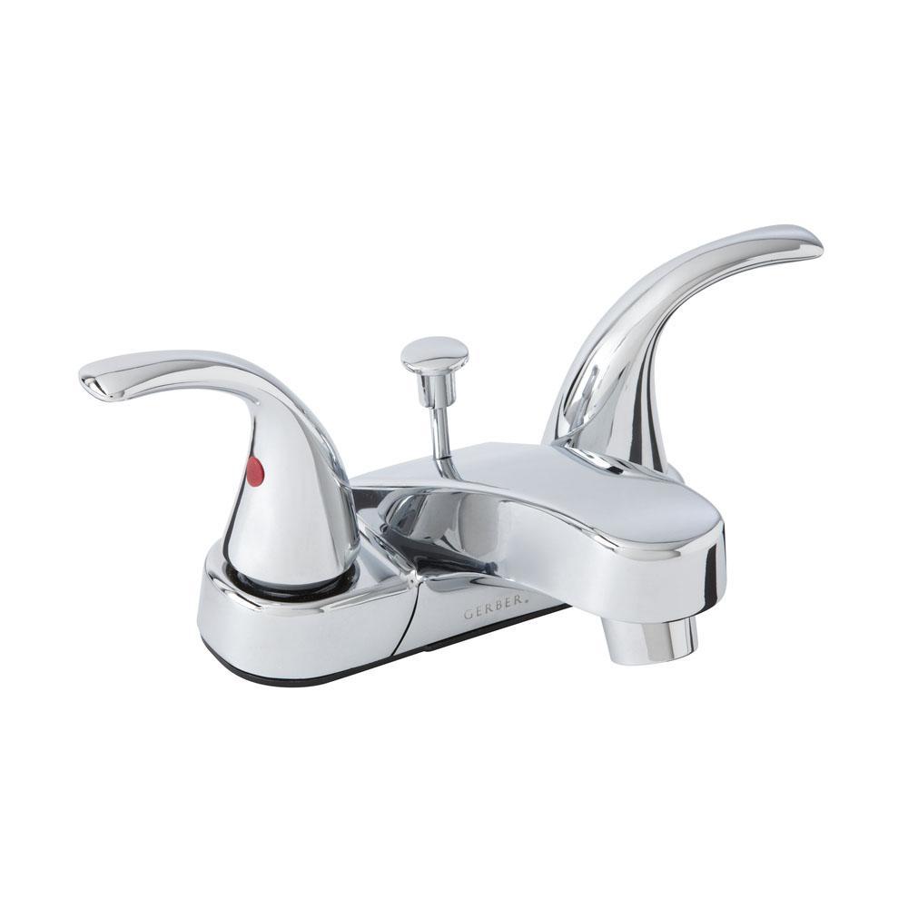 Gerber Plumbing Bathroom Faucets Bathroom Sink Faucets