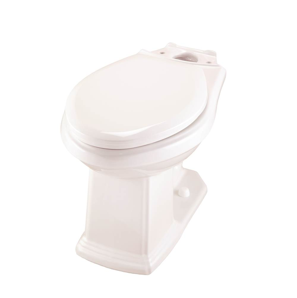 Gerber Plumbing Logan Square 1.28gpf ADA Elongated Bowl White
