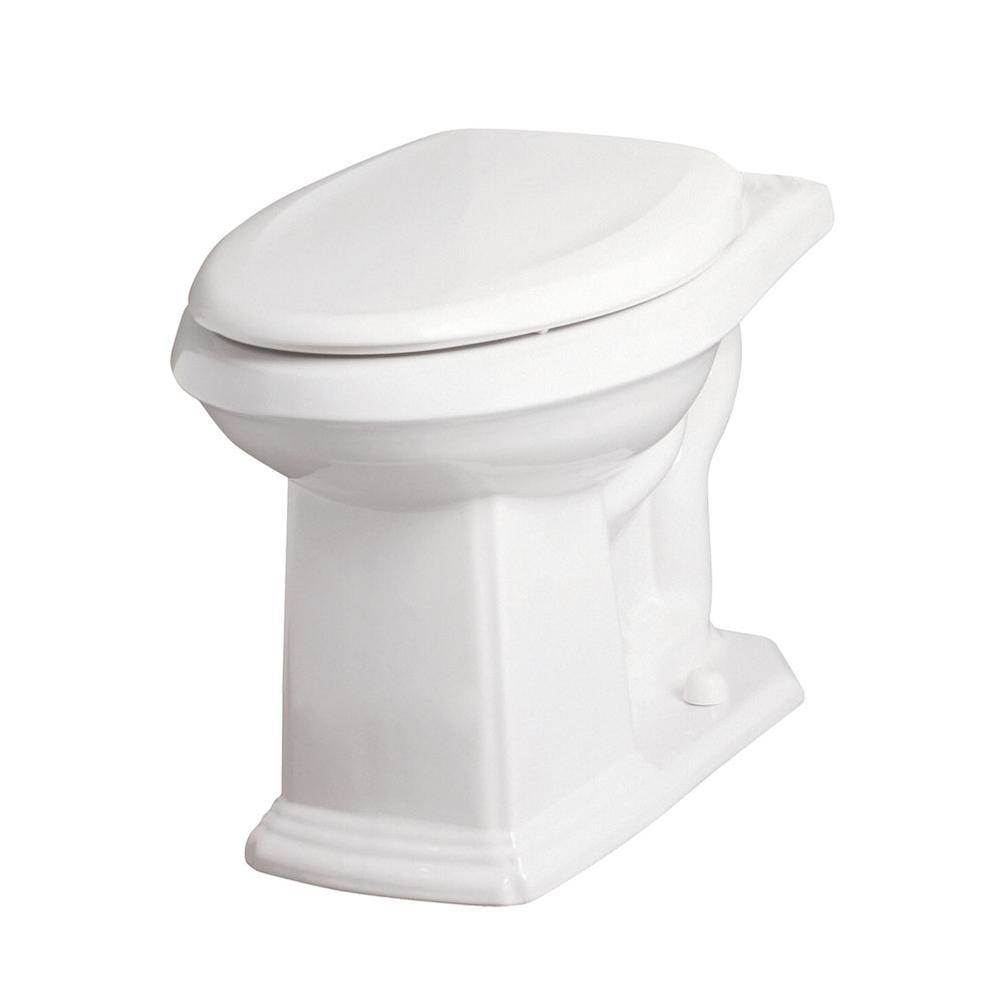 Gerber Plumbing Allerton 1.28gpf ADA Elongated Bowl White