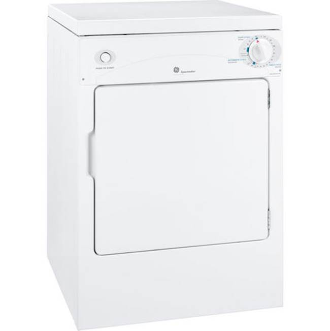 GE Appliances GE Spacemaker 120V 3.6 cu. ft. Capacity Portable Electric Dryer