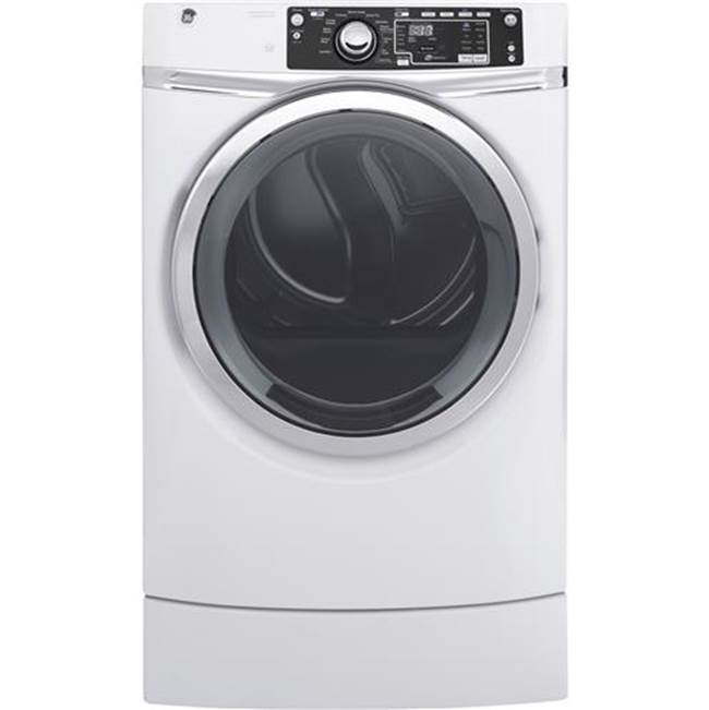 GE Appliances Electric Dryers item GFD49ERSKWW