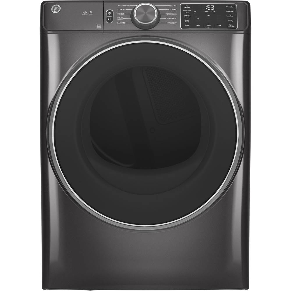 GE Appliances GE 7.8 cu. ft. Capacity Smart Front Load Electric Dryer