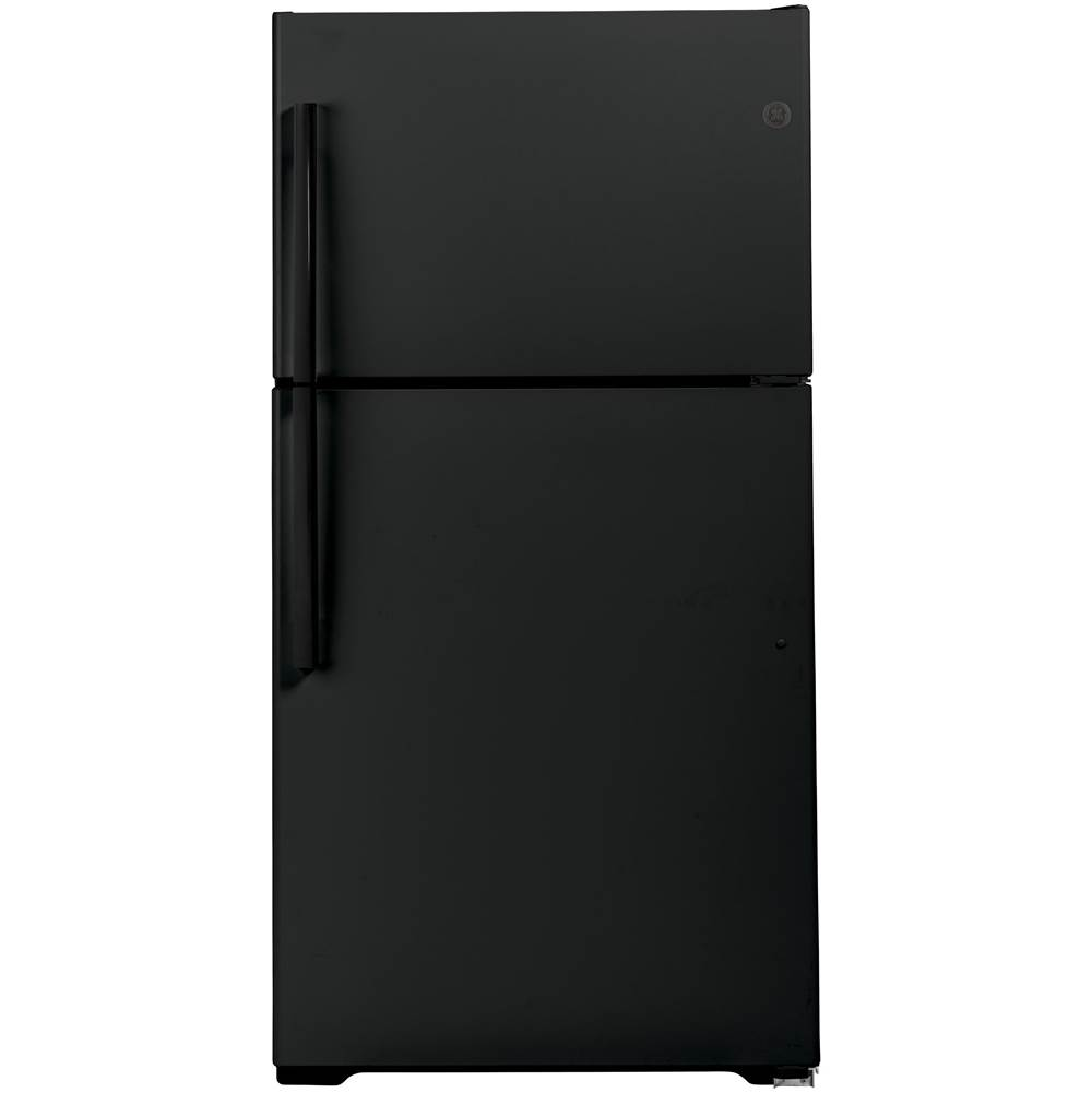 GE Appliances GE ENERGY STAR 21.9 Cu. Ft. Top-Freezer Refrigerator