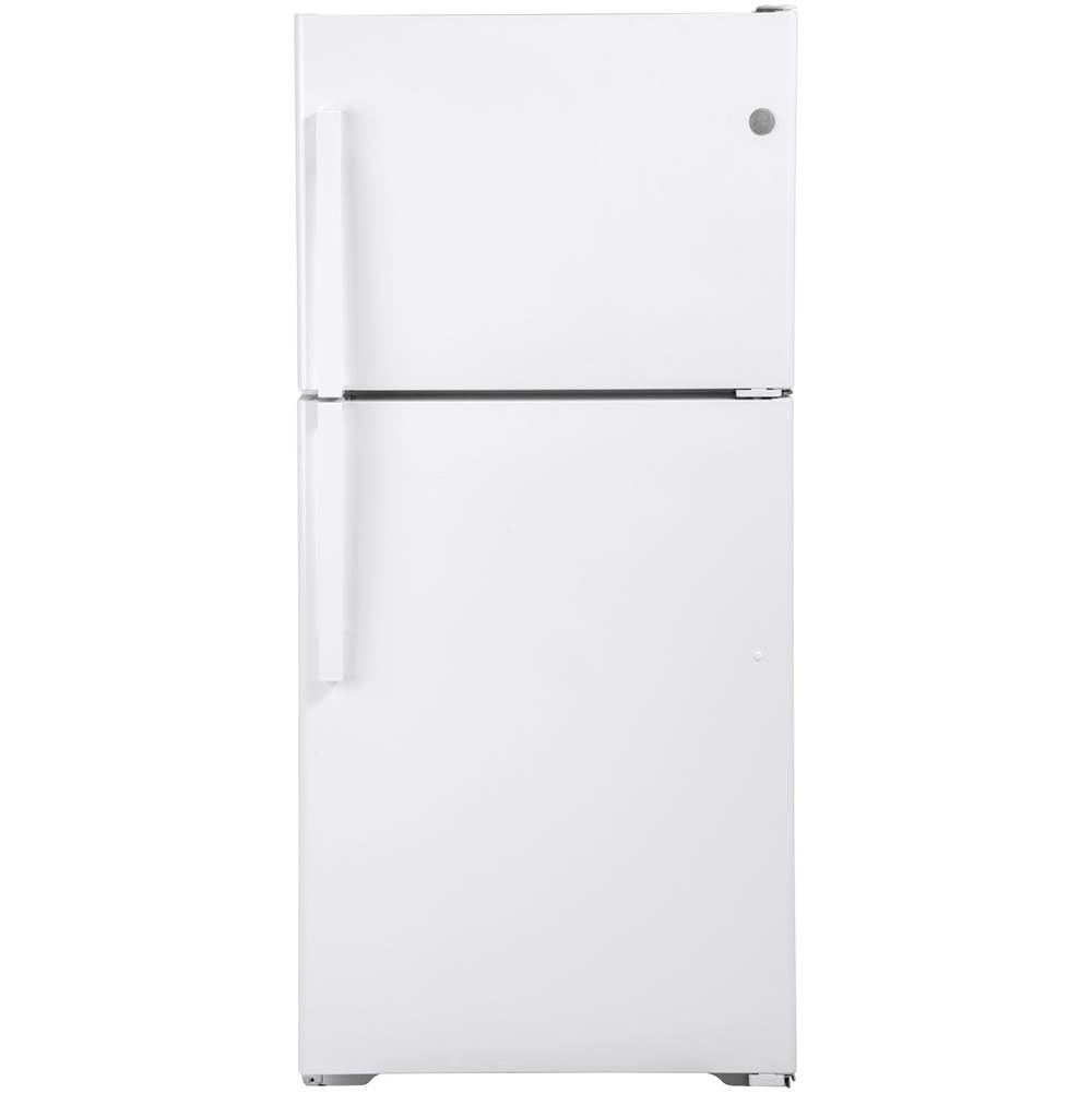 GE Appliances GE ENERGY STAR 19.2 Cu. Ft. Top-Freezer Refrigerator