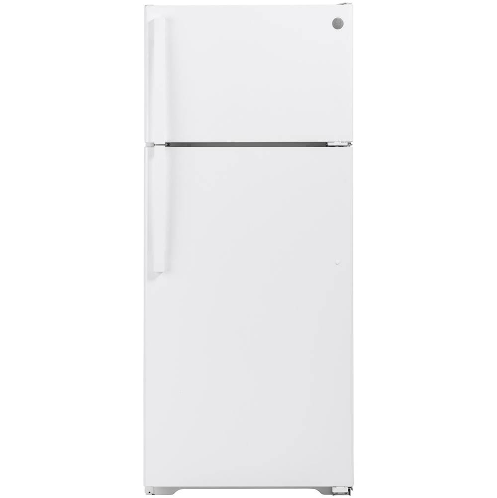 GE Appliances GE ENERGY STAR 17.5 Cu. Ft. Top-Freezer Refrigerator