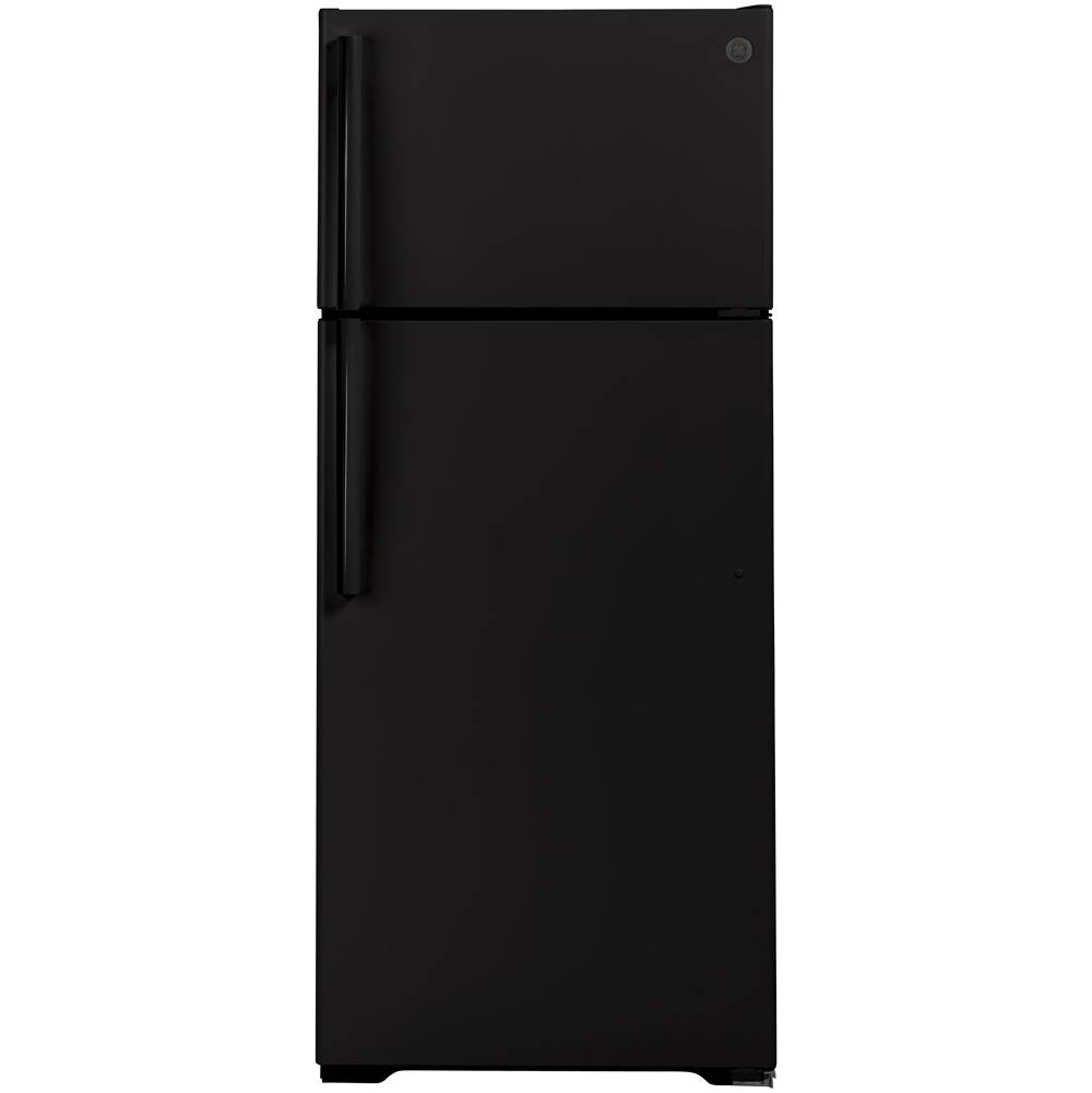 GE Appliances GE 17.5 Cu. Ft. Top-Freezer Refrigerator