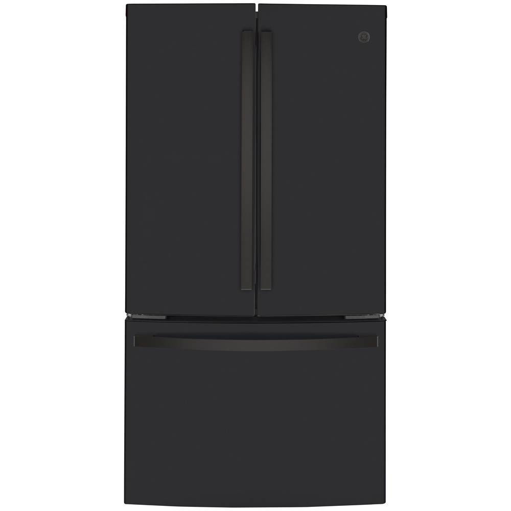 GE Appliances GE ENERGY STAR 23.1 Cu. Ft. Counter-Depth French-Door Refrigerator