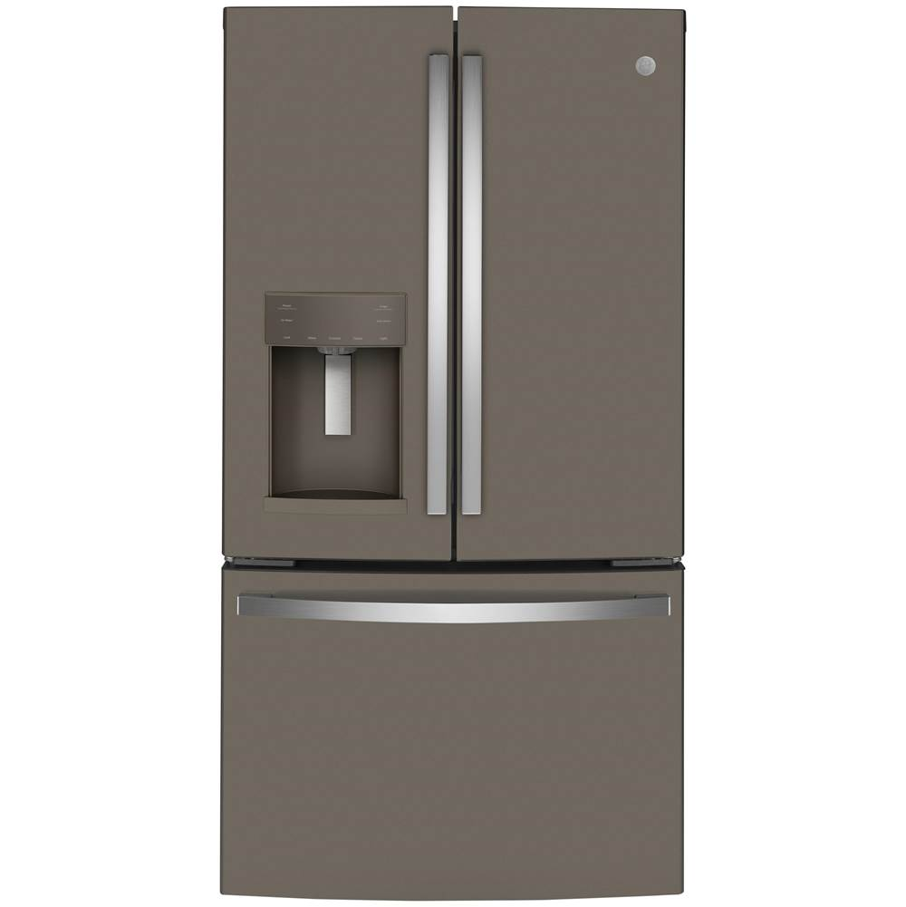 GE Appliances GE ENERGY STAR 22.1 Cu. Ft. Counter-Depth French-Door Refrigerator
