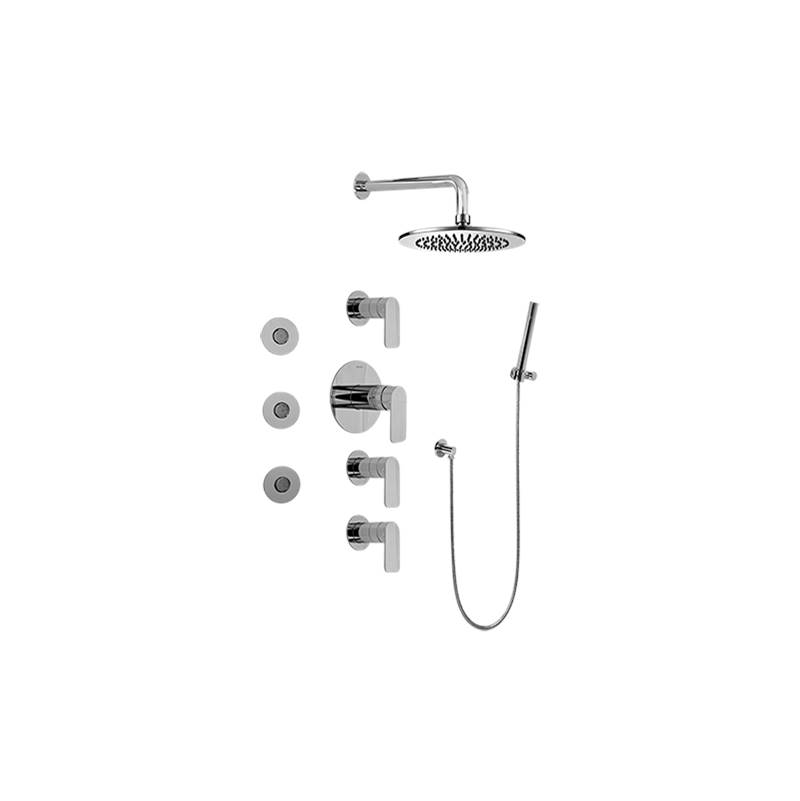 Graff Full Thermostatic Shower System (Trim Only)