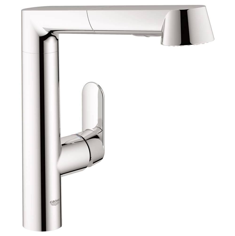 $776.05 - $1008.95  sc 1 st  Mountainland Kitchen \u0026 Bath & Grohe Kitchen Faucets Deck Mount | Mountainland Kitchen \u0026 Bath ...