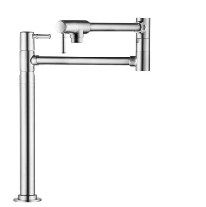 Hansgrohe Talis C Pot Filler, Deck-Mounted In Chrome
