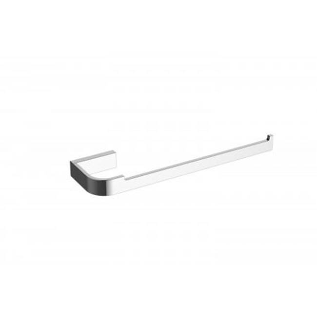 Kartners COLOGNE - Towel Ring -  Brushed Gold