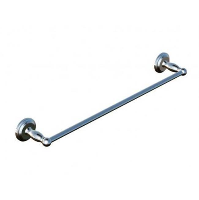 Kartners FLORENCE - Towel Bar 18''  -  Polished Brass