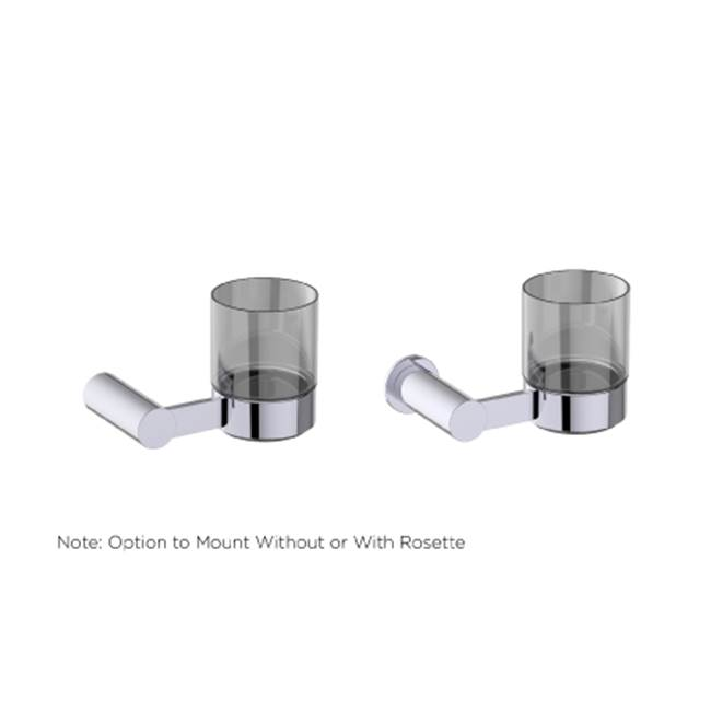 Kartners PORTO - Tumbler & Holder (WM CG) - Matte White
