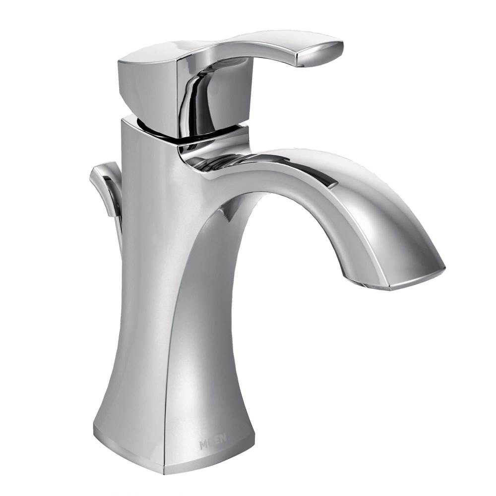 Moen Chrome one-handle bathroom faucet