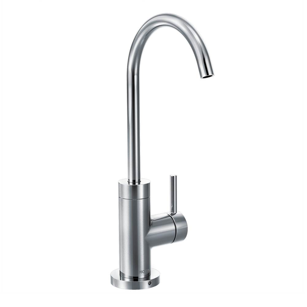 Moen Chrome one-handle beverage faucet