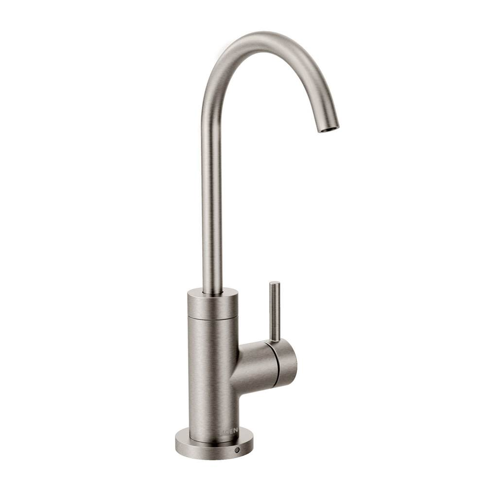 Moen Spot resist stainless one-handle beverage faucet