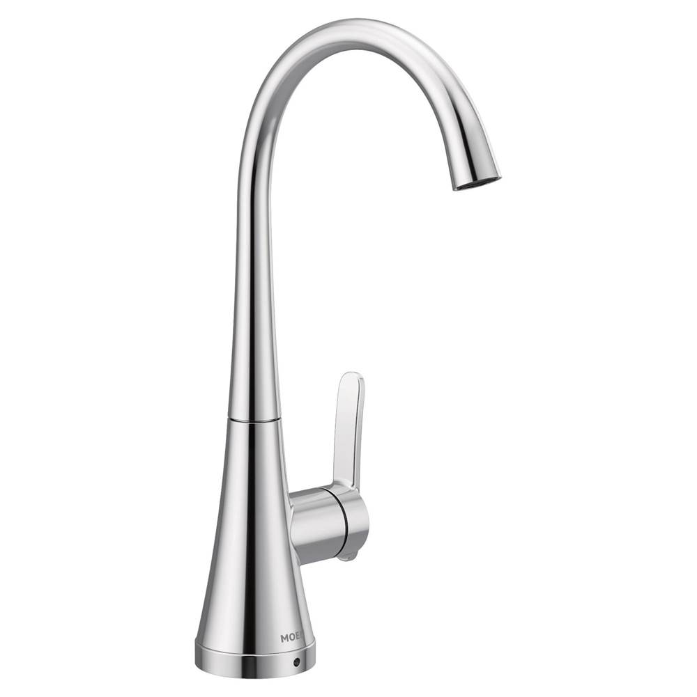 Moen Chrome one-handle single mount beverage faucet