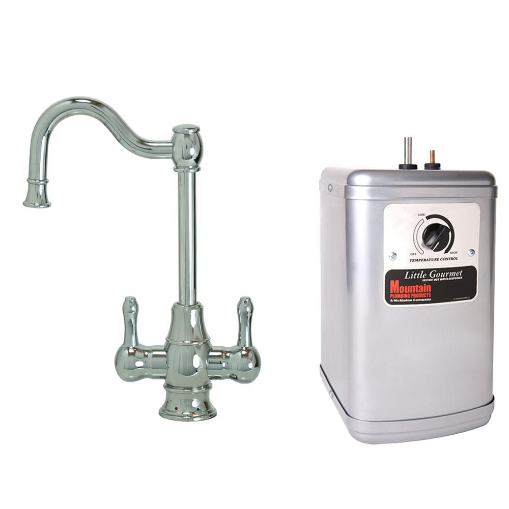 Mountain Plumbing Traditional Hot and Cold Dispenser with Tank