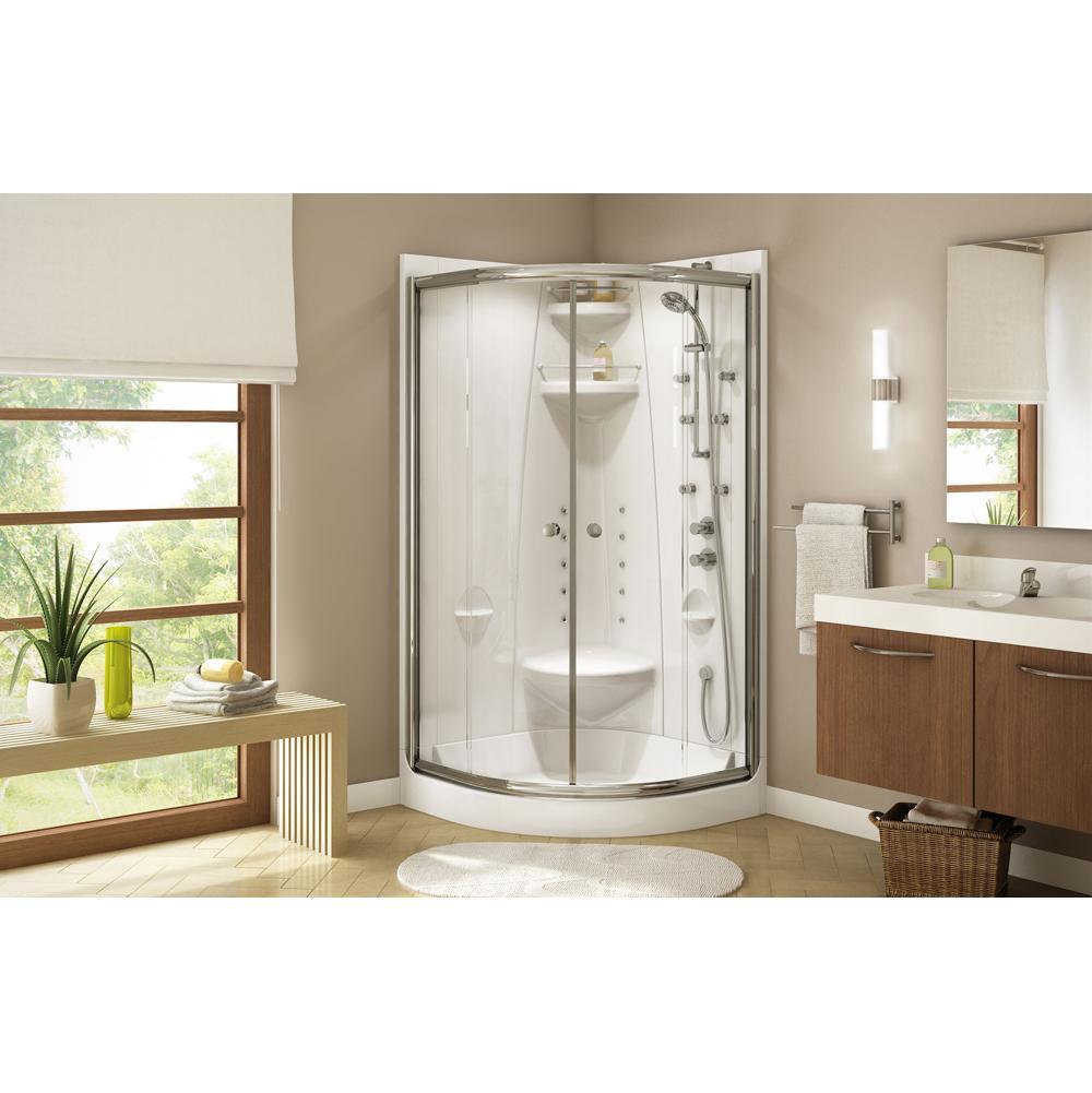 Maax Bathroom Showers Freestyle 37 | Mountainland Kitchen & Bath ...