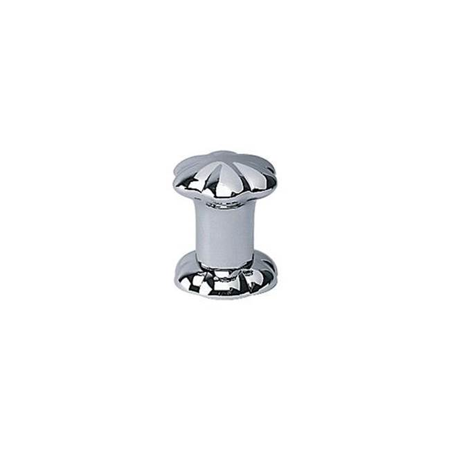 Rohl Jorger Florale 1/2'' Deck Mounted Diverter Only For Tub Shower In Polished Nickel Special Order Only Non-Cancelable And Non-Returnable