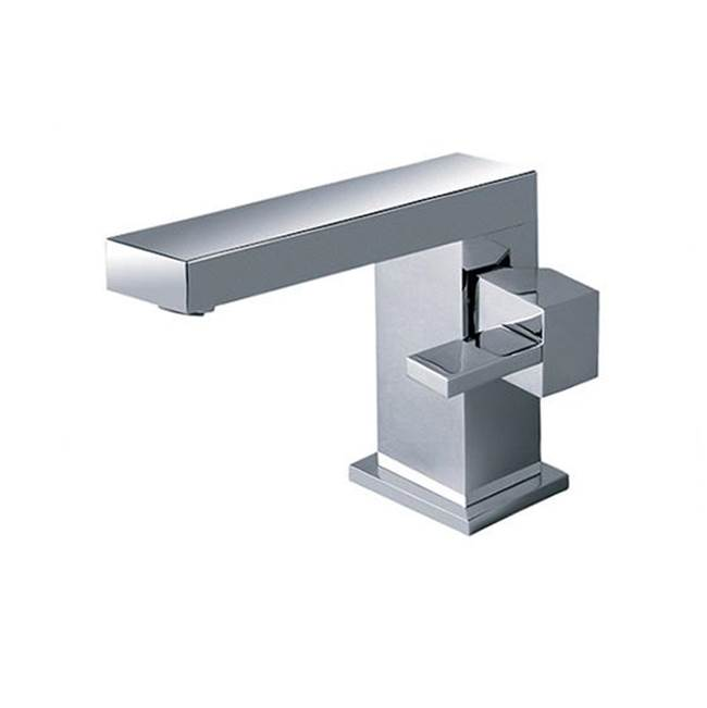 Rohl Jorger Acubo Single Hole Single Lever Lavatory Faucet In Mink