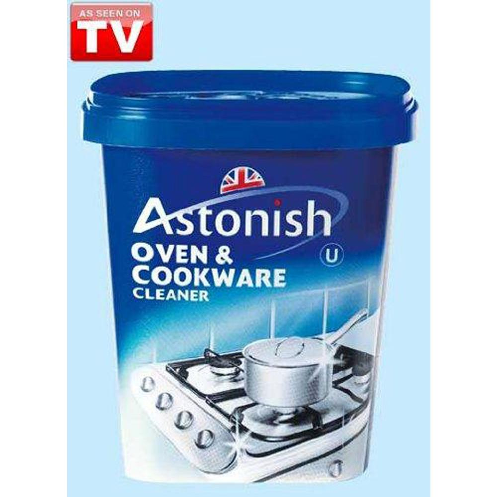 Rohl Oven And Cookware Cleaner 17 Ounce Container Tub Of Paste