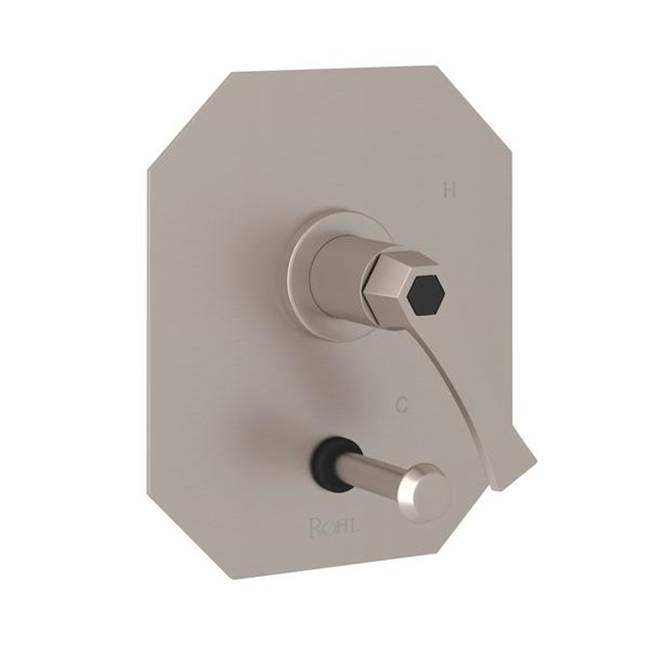 ROHL A4012LVSTNTO THERMOSTATIC SHOWER 3//4 Satin Nickel