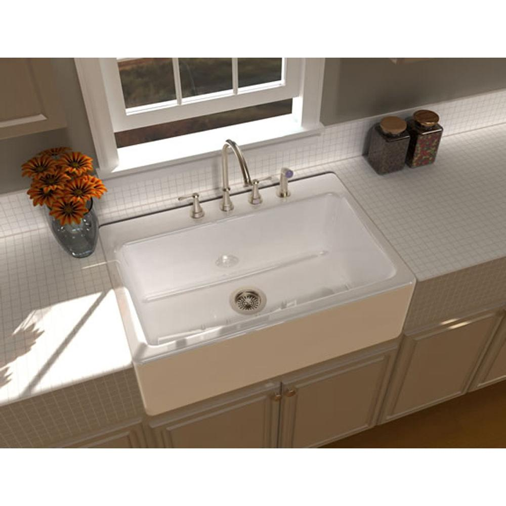 Song Sinks Kitchen Sinks Tile In Virtuoso Sog s 8810 4 ...