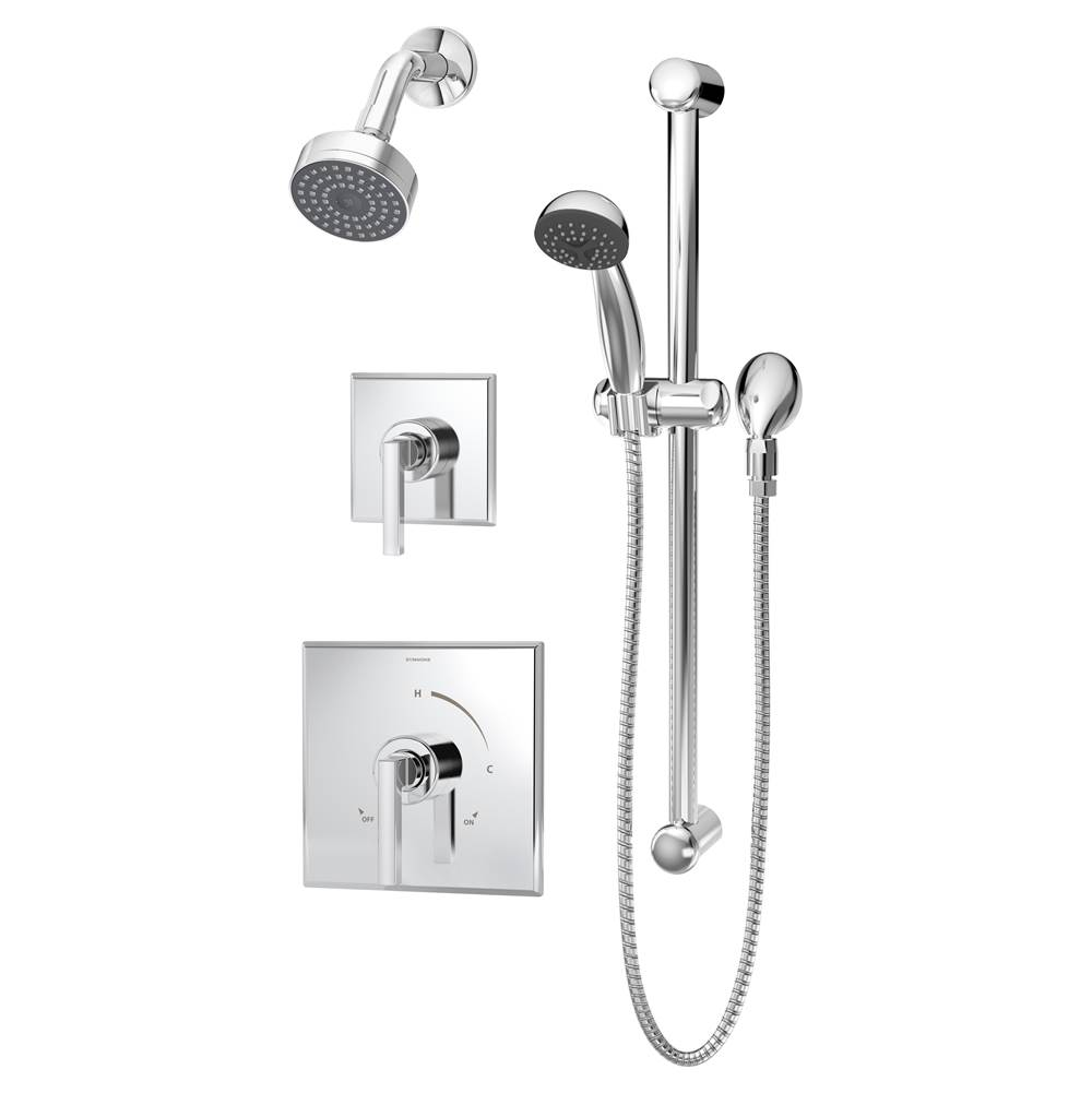 Symmons Hand Showers Hand Showers item 3605-H321-V-X-CHKS