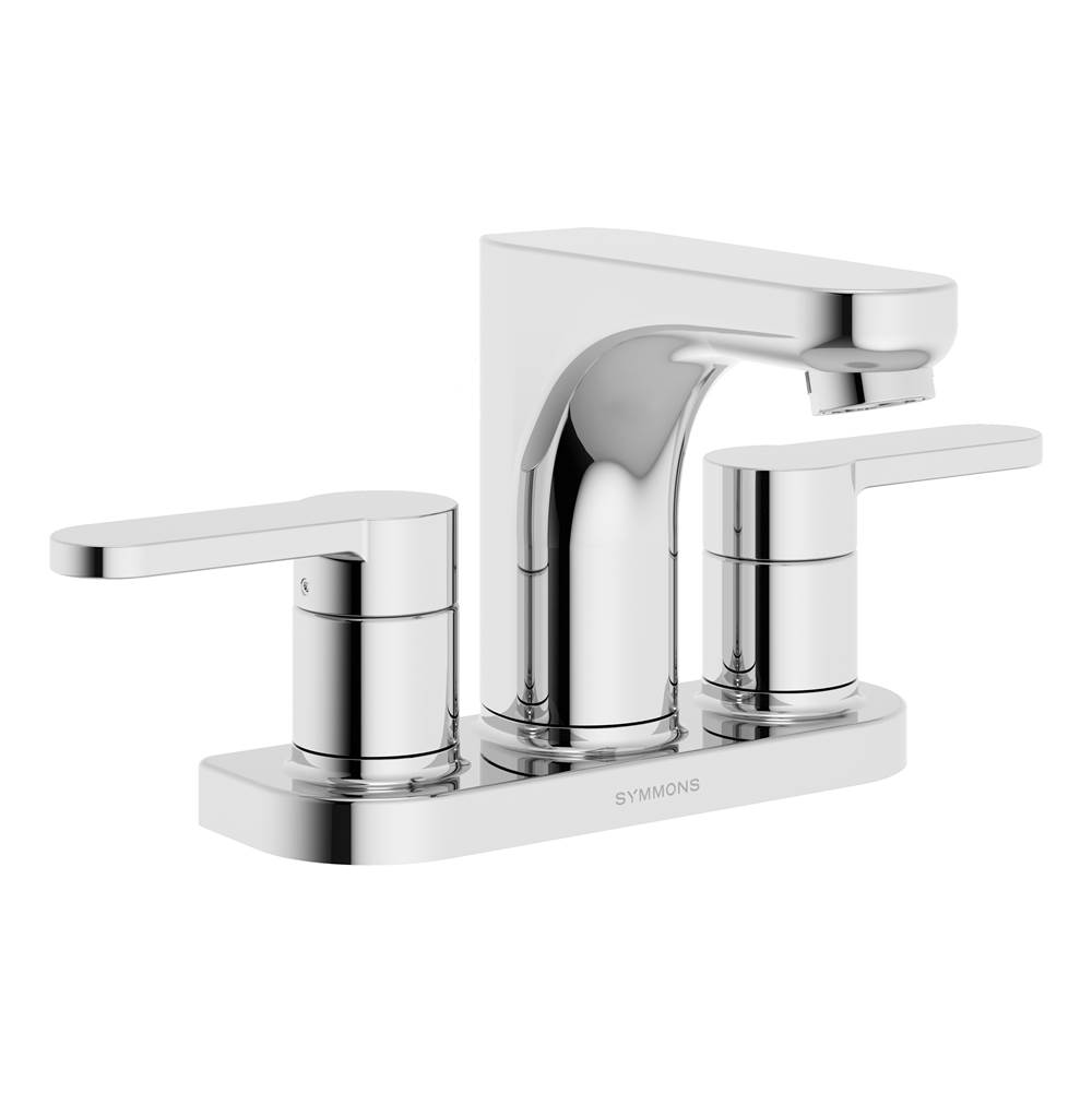 Symmons Identity 2-Handle Centerset Bathroom Faucet in Polished Chrome (1.0 GPM)