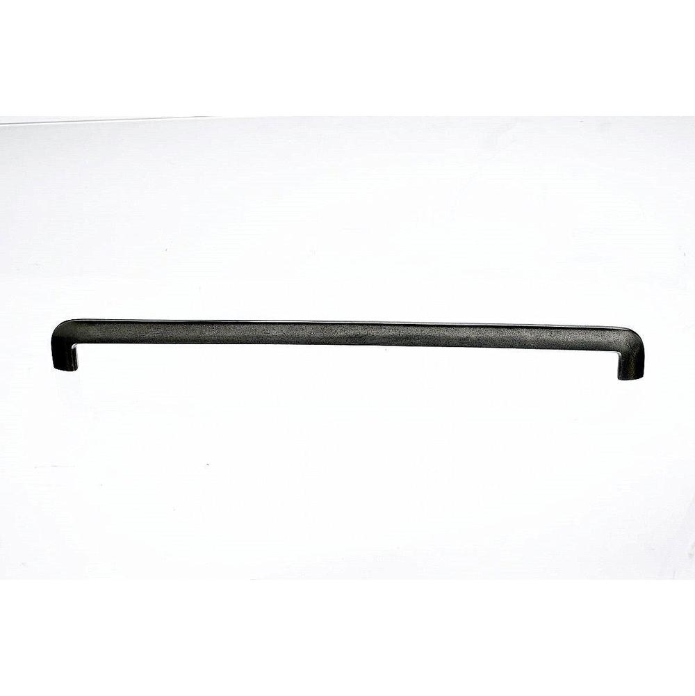 Top Knobs Wedge Appliance Pull 18 Inch (c-c) Cast Iron