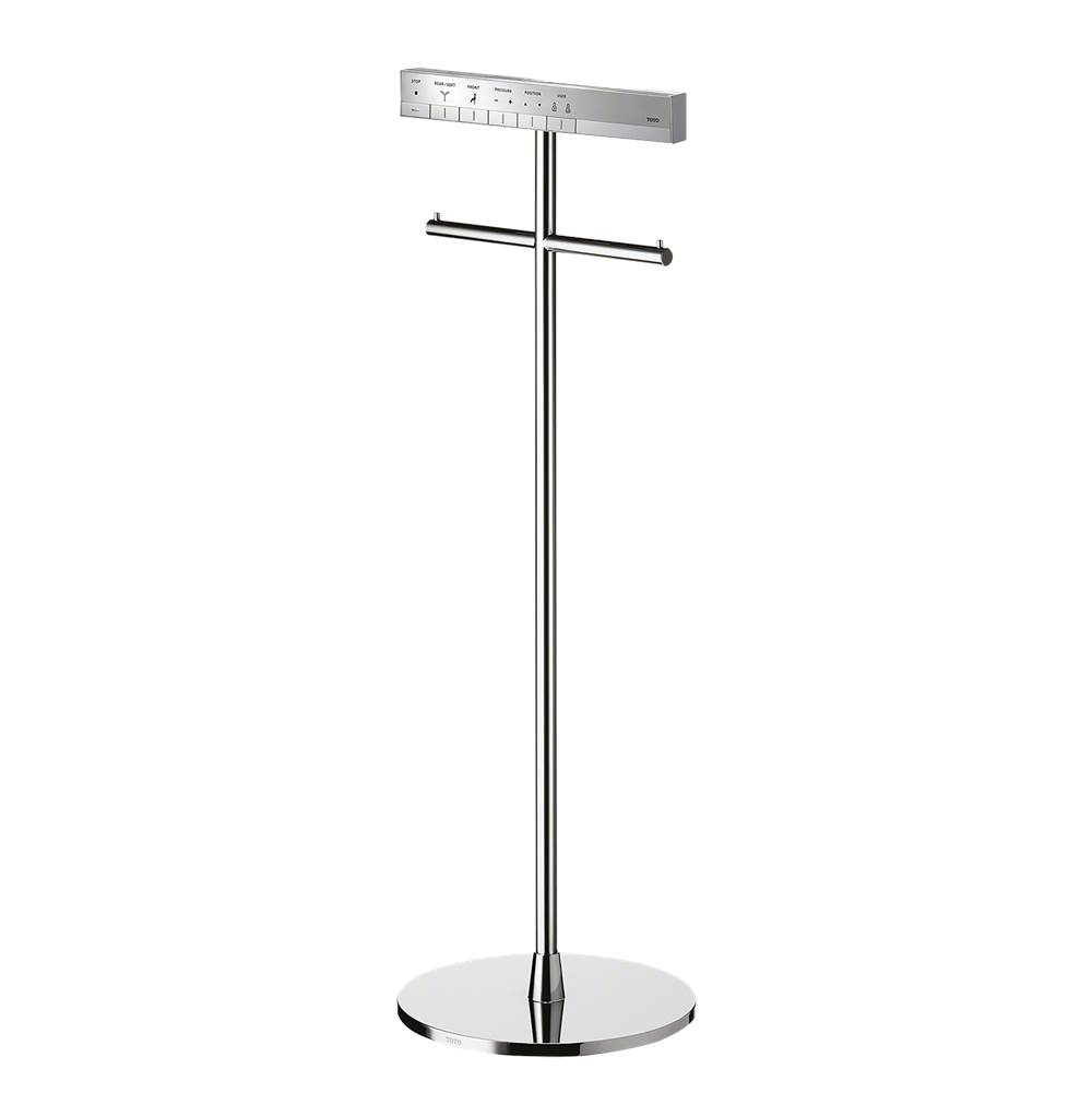 Toto NEOREST® Remote Control Stand, Polished Chrome