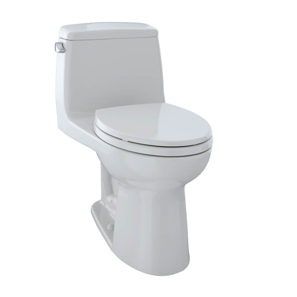 Toto Ultimate® One-Piece Elongated 1.6 GPF Toilet, Colonial White