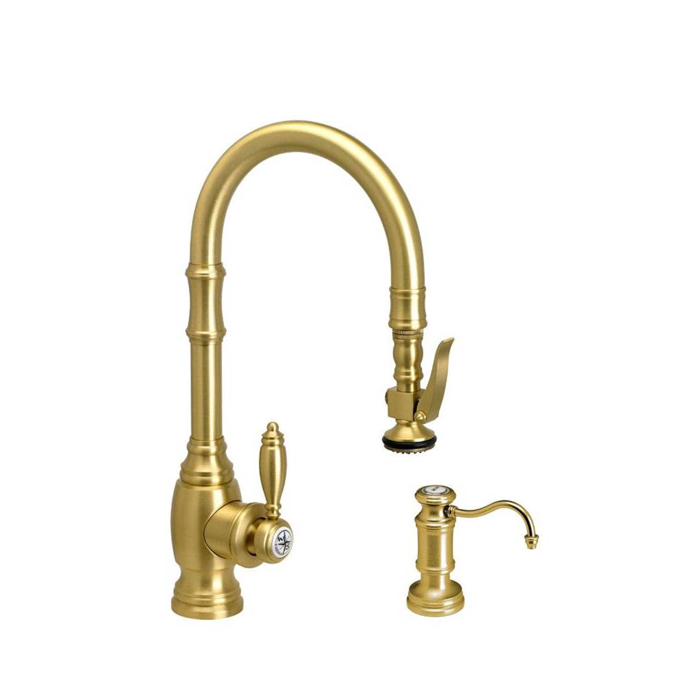 Waterstone Deck Mount Kitchen Faucets item 5200-2-PC