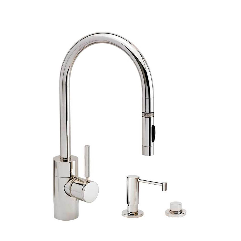 Waterstone Deck Mount Kitchen Faucets item 5400-3-DAC