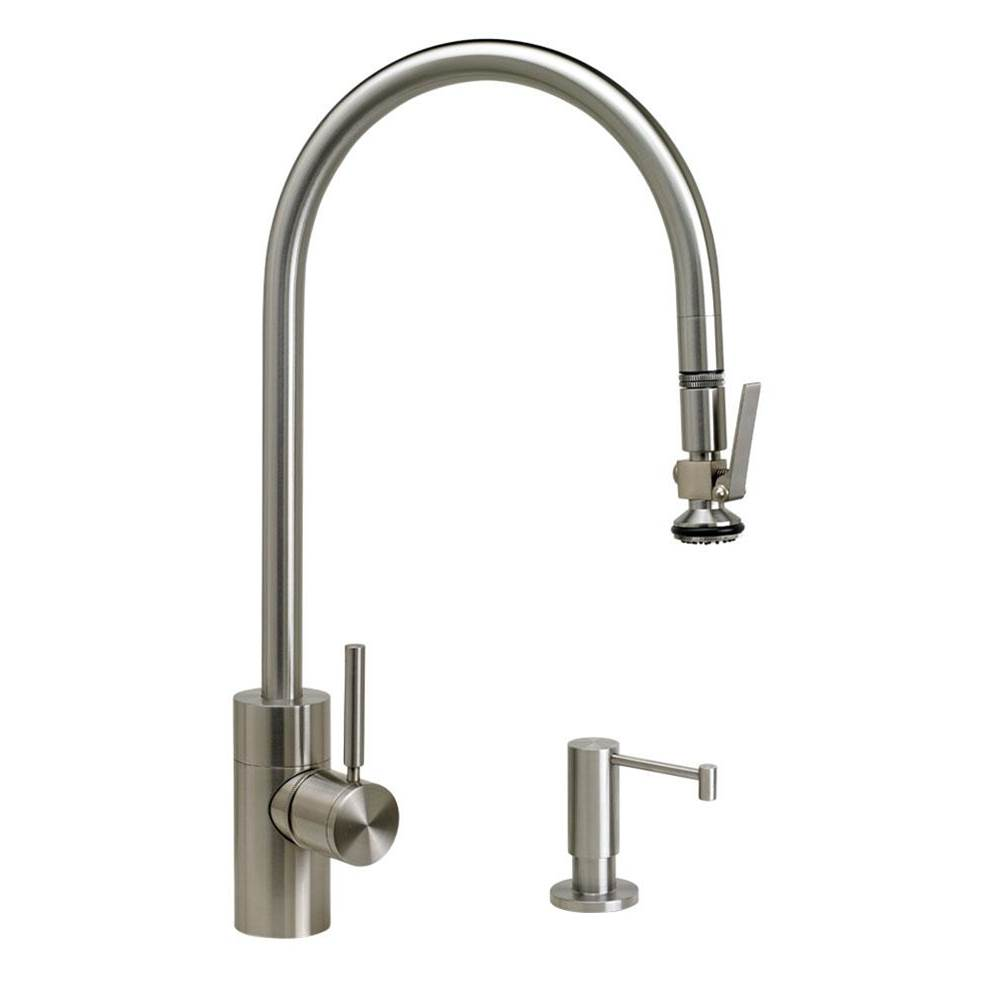 Waterstone Deck Mount Kitchen Faucets item 5700-2-PC